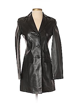 BCBGMAXAZRIA Leather Jacket Size 2