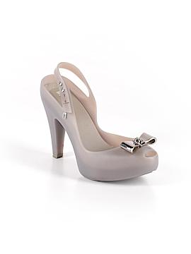 Melissa Heels Size 6