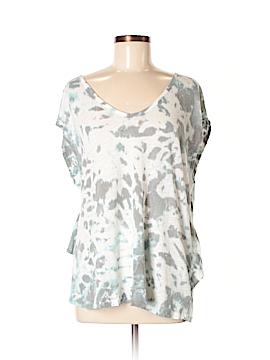 XCVI Short Sleeve Top Size M