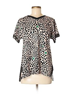 Sonia Rykiel Short Sleeve Blouse Size 38 (EU)