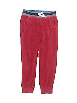 Mini Boden Fleece Pants Size 4T