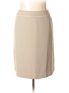 Tahari by ASL Casual Skirt Size 20W (Plus)