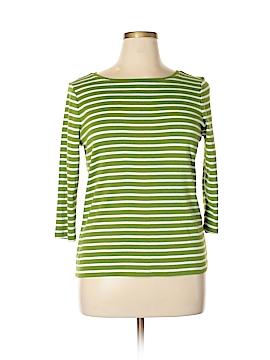 Talbots 3/4 Sleeve T-Shirt Size XL