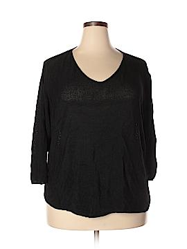 Sarah Arizona Pullover Sweater Size 2X (Plus)