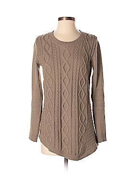 LOGO by Lori Goldstein Pullover Sweater Size XXS