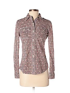 Tory Burch Long Sleeve Button-Down Shirt Size 2