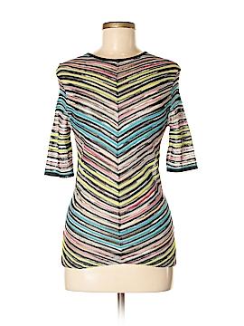 M Missoni Short Sleeve Top Size 8
