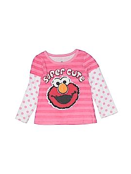 Sesame Street Long Sleeve T-Shirt Size 2T