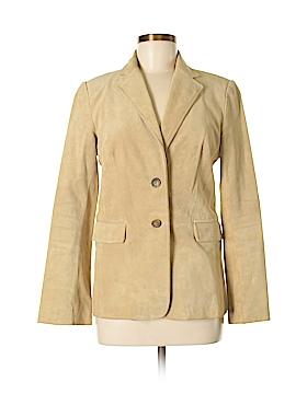 Banana Republic Leather Jacket Size 6