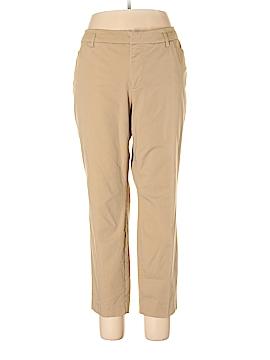 Jcpenney Khakis Size 18 (Plus)
