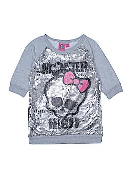 Monster High Sweatshirt Size 14 - 16