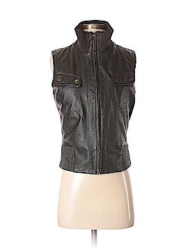 June Faux Leather Jacket Size S
