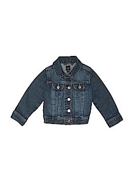 Baby Gap Outlet Denim Jacket Size 2T