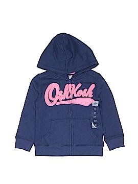 OshKosh B'gosh Zip Up Hoodie Size 2T