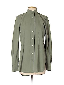 FRAME Denim Long Sleeve Button-Down Shirt Size S
