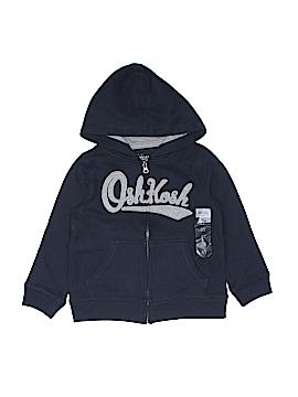 OshKosh B'gosh Zip Up Hoodie Size 4T