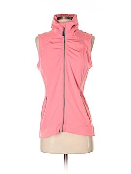 Tangerine Vest Size S