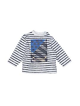 3Pommes Long Sleeve T-Shirt Size 6-9 mo