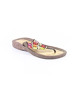 Unbranded Shoes Flip Flops Size 6