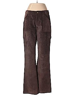 Michael Hoban Leather Pants Size 4