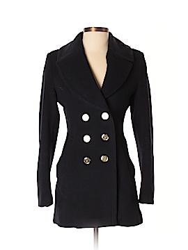 Burberry Wool Coat Size 4