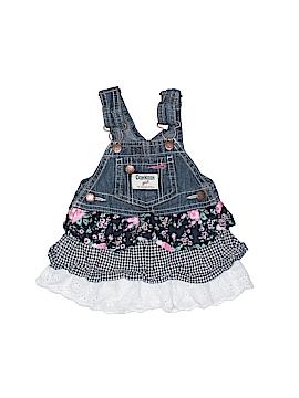 OshKosh B'gosh Overall Dress Size 3 mo