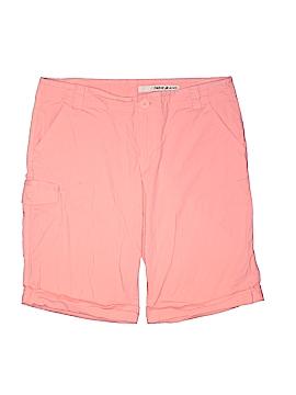 DKNY Jeans Cargo Shorts Size 14