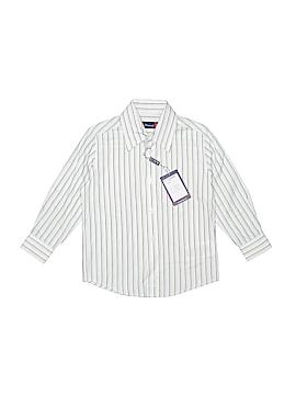 Ben Sherman Long Sleeve Button-Down Shirt Size 3