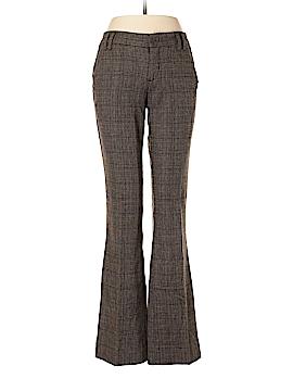 Stile Benetton Wool Pants 28 Waist