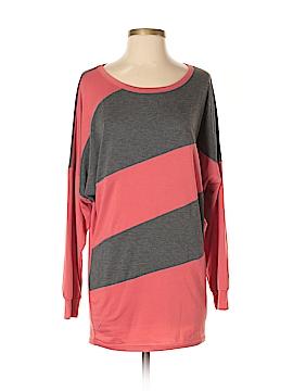 Allegra K 3/4 Sleeve Top Size S