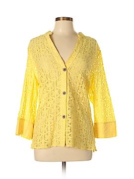 Rebecca Malone 3/4 Sleeve Blouse Size XL