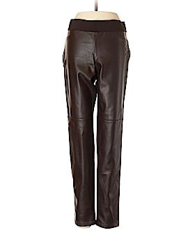 Lauren by Ralph Lauren Faux Leather Pants Size 4 (Petite)