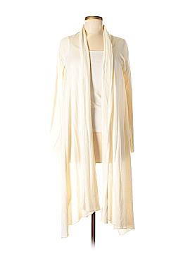 DKNY Silk Cardigan Size L