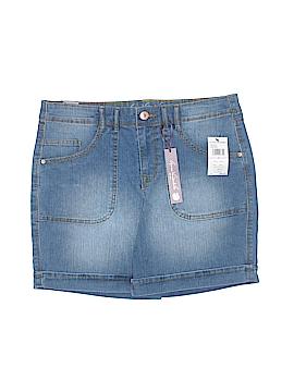 Gloria Vanderbilt Denim Shorts Size 6