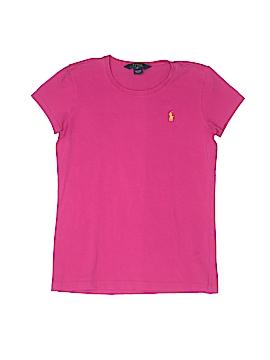 Polo by Ralph Lauren Short Sleeve T-Shirt Size 16