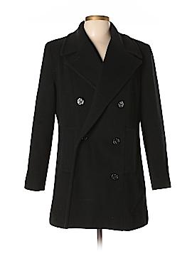 Kristen Blake Wool Coat Size 6 (Petite)