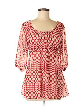 Speechless 3/4 Sleeve Blouse Size M