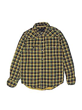 Stella McCartney for Gap Kids Long Sleeve Button-Down Shirt Size M (Kids)