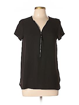 MORGAN by Morgan de Toi Short Sleeve Blouse Size 38 (EU)