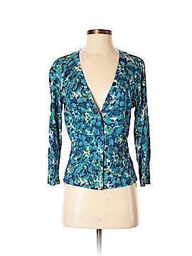 AK Anne Klein Silk Cardigan Size S