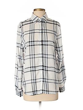 Harper Long Sleeve Button-Down Shirt Size S