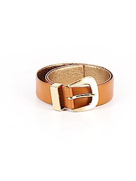 MICHAEL Michael Kors Leather Belt Size M