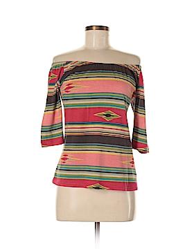 Rancho Estancia 3/4 Sleeve Top Size S