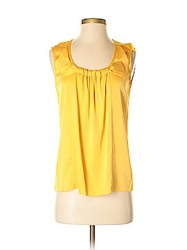 Elie Tahari Sleeveless Silk Top Size XS