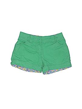 Mini Boden Khaki Shorts Size 7