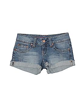 Hydraulic Denim Shorts Size 4