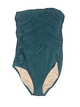 J. Crew One Piece Swimsuit Size 4