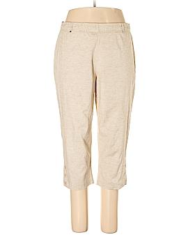 Cathy Daniels Linen Pants Size L