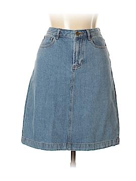 A.P.C. Denim Skirt 34 Waist