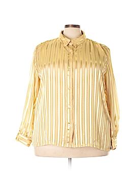 Haband! Long Sleeve Blouse Size 3X (Plus)